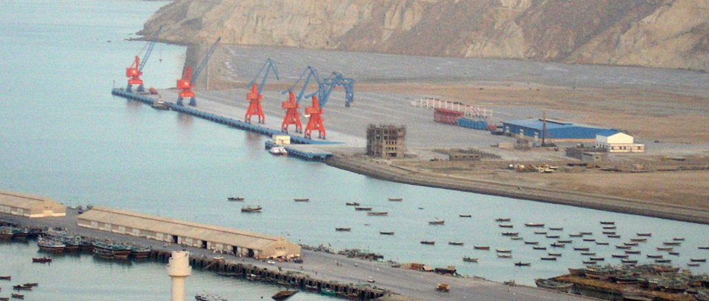 Gwadar Port, Pakistan
