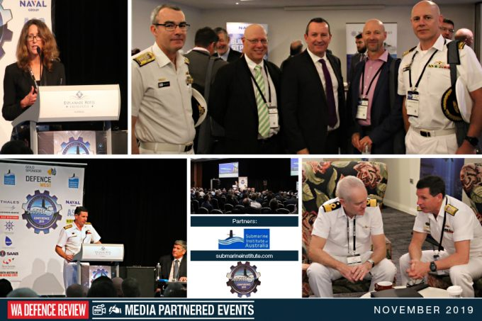 WA DEFENCE REVIEW Collaborates As Media Partner With Submarine Institute Of Australia For SUBSTEC5