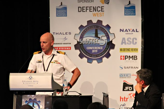 SubSTEC5 and the Future of Australia's Submarine Force