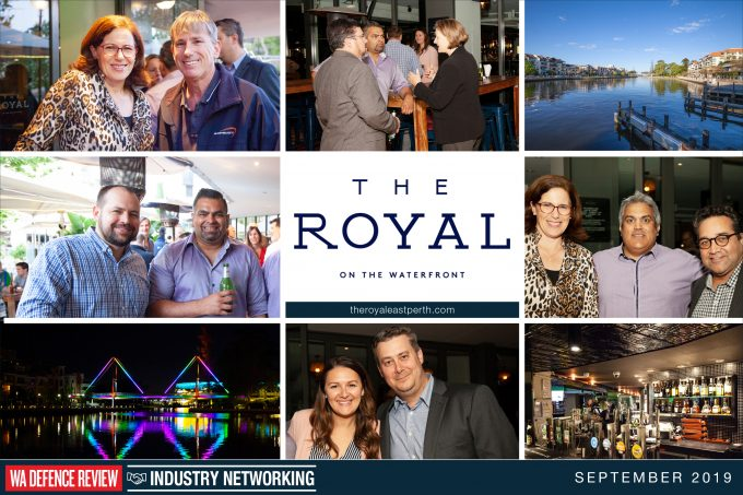 Industry Networking @ The Royal On The Waterfront