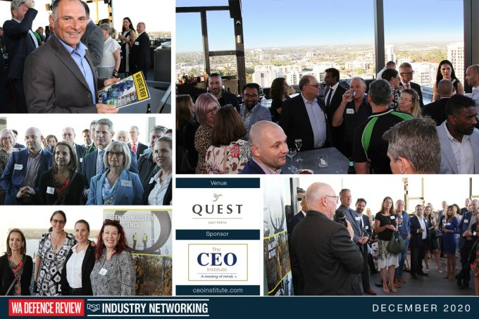 Industry Networking @ Quest East Perth