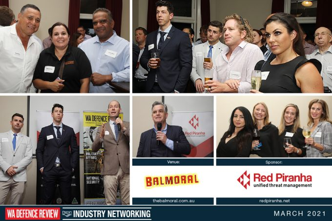 Industry Networking @ Balmoral Hotel